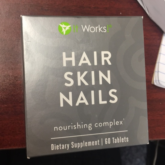 It Works! Other - It Works Hair Skin And Nails